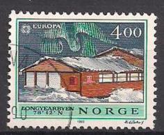 Norwegen  (1990)  Mi.Nr.  1047  Gest. / Used  (4ev24)  EUROPA - Norwegen