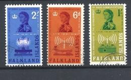 FALKLAND ISLAND   1962 The 50th Anniversary Of Establishment Of Radio Communications USED - Falkland