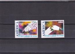 Chile Nº 1513 Al 1514 - Chile