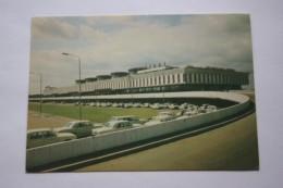 RUSSIA. LENINGRAD - ST.PETERBURG. PULKOVO International Airport  - . 1986 - Taxi Car - Taxi & Carrozzelle