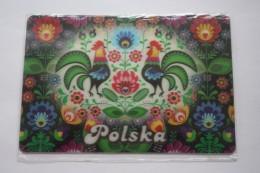 POLSKA - COQ / ROOSTER  - STEREO 3D PC - Cartes Stéréoscopiques