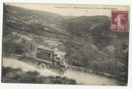 46 Vallée Du Lot  1162 Panorama Du Vallon D'Entraygues     Fd12 - France
