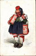 ! 1914 Ansichtskarte Rotes Kreuz Sammlung Hessen, Red Cross, Croix Rouge - Rotes Kreuz