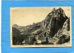 SIGOTTIER-ENVIRONS DE SERRES-a Voyagé En1944-édition Sautel - Other Municipalities