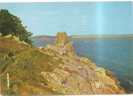 Port Manec´h Le Rocher Du Doigt De Dieu - France