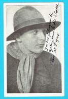 CPA Gustave SZTAVJANIK Boy Scouts De Vienne - Tour Du Monde Parti De Vienne Le 19 Nov 1924  2 Scans RARE - Scouting