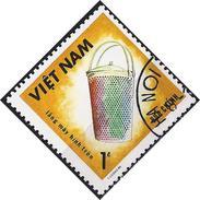 Vietnam 1986 - Handicraft : Basket ( Mi 1751 - YT 757 ) - Viêt-Nam