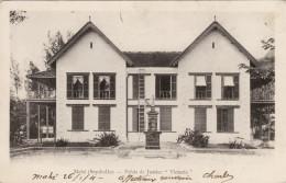 """Mahé (Seychelles) - Palais De Justice """"Victoria"""" - Seychellen"""