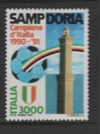 ITALIE  ,N°1916  Sam Doria Campione D'ITALIA - 1946-.. République
