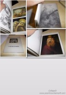 RARE : A. MARTINS DE BARROS 1985 EVELYNE ROSTAN - Art