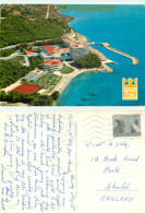 Hotel Lav, Lav,  Split, Slovenia Postcard Posted 1982 Stamp - Slovenia