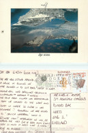 Oaza Alp, Slovenia Postcard Posted 2001 Stamp - Slovenia