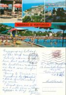 Portoroz, Slovenia Postcard Posted 1986 Stamp - Slovenia