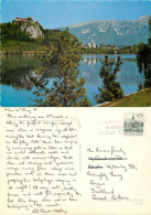 Bled, Slovenia Postcard Posted 1971 Stamp - Slovenia