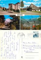 Bovec, Slovenia Postcard Posted 1984 Stamp - Slovenia