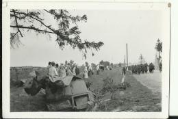 A200  --  DEUTSCHLAND  -  WW2  --  ORIGINAL PHOTO   --   RUSSIA,  42 `  SOLDATEN  --    9,3  Cm  X 6,2 Cm - 1939-45