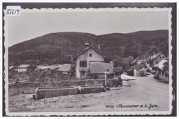 DISTRICT DE COSSONAY /// MONTRICHER - CARTE NON CIRCULEE - TB - VD Vaud