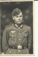A96   --  DEUTSCHLAND   --  ORIGINAL PHOTO   --  SOLDAT  --  AGFA PAPIR  --   PC FORMAT - 1939-45