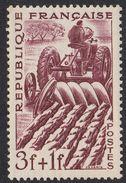 FRANCE Francia Frankreich  - 1949 - Yvert 823, 3 + 1 F, Neuf. - Ungebraucht