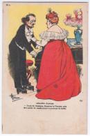 Music Musique Piano Instrument, Menagere Econome, Albert Guillaume Illustrateur - Musique Et Musiciens