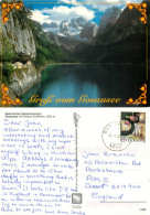 Gosausee, Oberosterreich, Austria Postcard Posted 2005 Stamp - Other