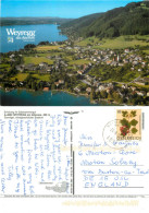 Weyregg Am Attersee, Oberosterreich, Austria Postcard Posted 2010 Stamp - Autres