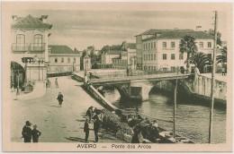 Postal Portugal - Aveiro - Ponte Dos Arcos - Mercado (Ed. Souto Ratolla) - CPA - Postcard - Aveiro