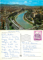 Donaukanal, Wien, Austria Postcard Posted 1983 Stamp - Unclassified