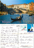 Venezia, Italy Postcard Posted 2013 Stamp - Venezia (Venedig)