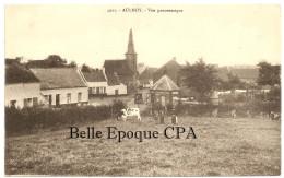 59 - AULNOY-les-VALENCIENNES - Vue Panoramique ++++ Phot. Delsart, Valenciennes, #4921 +++ RARE - Autres Communes
