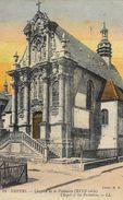 Nevers - Chapelle De La Visitation - Edition B.N. - Carte LL Colorisée N° 28 - Nevers