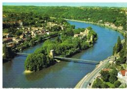 Lyon : L'île Barbe - Lyon