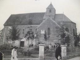 CPA 51 Marne Jonchéry Sur Vesle L'église - Jonchery-sur-Vesle