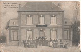 80  Dargnies Cafe Du Bel Air - France