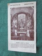 CARTE STE THERESE DE L ENFANT JESUS COUDEKERQUES BRANCHE NORD - Religion & Esotericism