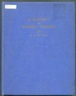 A.E. HOPKINS, A History Of Wreck Covers, Ed. Robson Lowe, London, 1948, 117 Pages + 35 Ill. - Etat TB - PDS29 - Filatelia E Historia De Correos