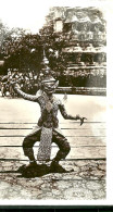 Cambodge. Phnom Penh. Type De Danseuse Apsara Du Palais Du Roi. - Cambodge