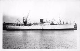 """¤¤  -  Carte-Photo Du Bateau De Commerce """" FORT DUQUESNE """"   -  Cargo   -  ¤¤ - Pétroliers"""