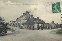 - Depts Div.-ref-JJ568- Allier - Deneuille Les Mines -quartier De La Chaux- Restaurant - Restaurants - Hotel Du Midi - - Autres Communes