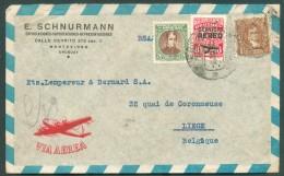 Airmail Cover From VENEZUELA To Belgiun - 11388 - Venezuela