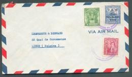 Airmail Cover From VENEZUELA To Belgiun - 11389 - Venezuela