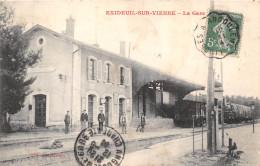 16-EXIDEUIL-SUR-VIENNE- LA GARE - Frankrijk