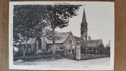 La Forêt Fouesnant.l'église. Édition Quilliec N ° 2 - La Forêt-Fouesnant