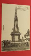 77 SEINE-ET-MARNE LA FERTE GAUCHER, La Colonne, Monument Aux Morts, Guerre 1870-71, Animée, (M. Rousseau) - La Ferte Gaucher