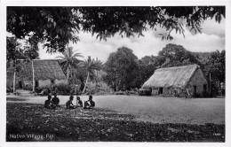 ¤¤  -  FIDJI    -   Native Village , Fiji    -   ¤¤ - Fidji