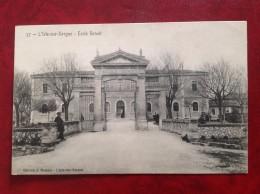 84 L´ISLE SUR SORGUE Ecole Benoit - L'Isle Sur Sorgue