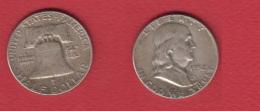 USA  --  1/2  Dollars 1952  ---  état  TTB  --  KM # 199 - Federal Issues