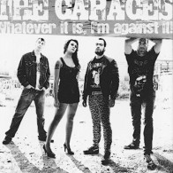 The CAPACES - Whatever It Is, I'm Against It - LP - FAST PUNK - DWARVES - PUFFBALL - Groucho MARX - Punk