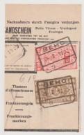 TR  - Beho (frag.) - 1923-1941