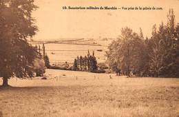Sanatorium Militaire De Marchin       Vue Prise De La Galerie De Cure           A 2162 - Marchin